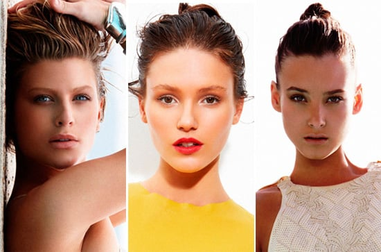 Australia's Next Top Model Cycle 6 FINALE: Top Three Beauty Flashback