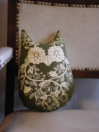 Etsy Finds:  Owls In the Family