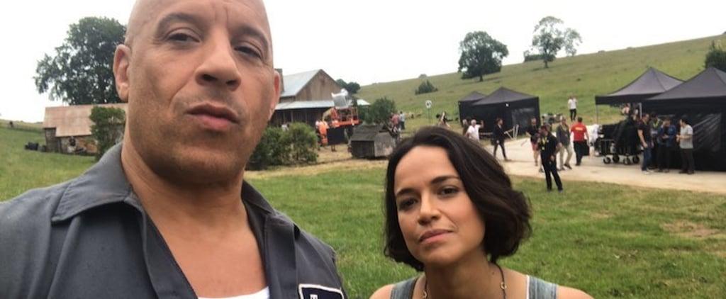 Vin Diesel Fast and Furious 9 Instagram Post June 2019