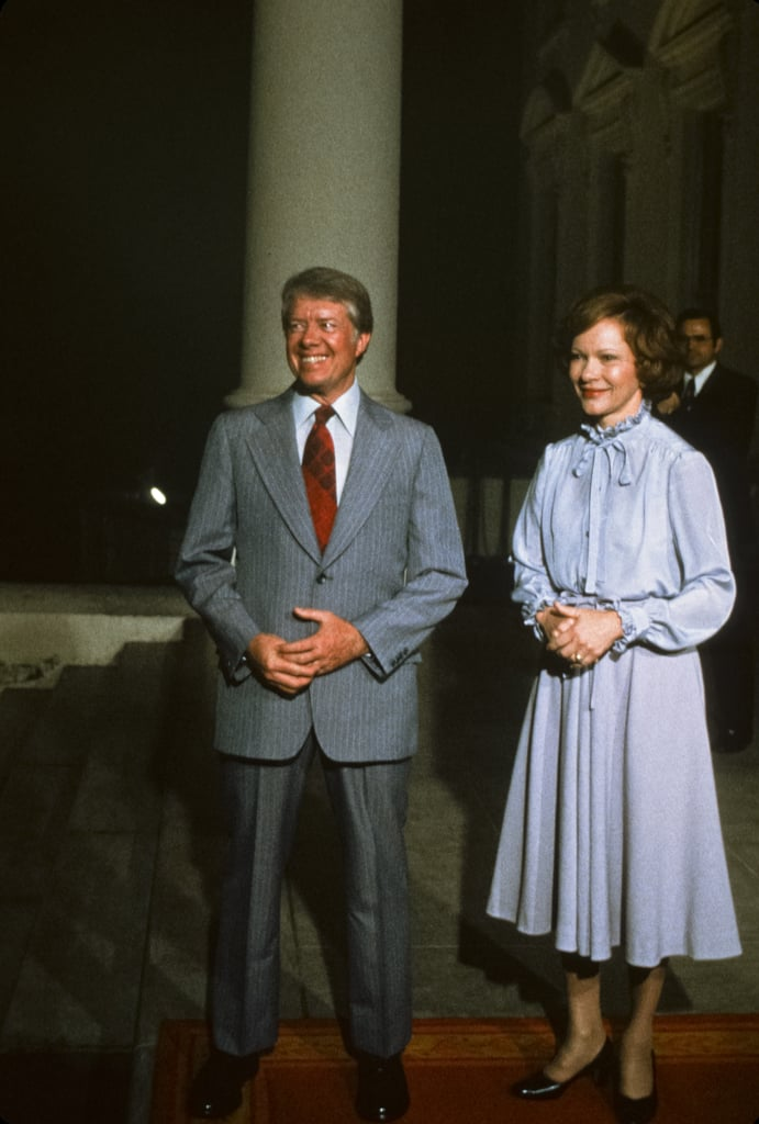 Rosalynn Carter Most Stylish First Ladies POPSUGAR