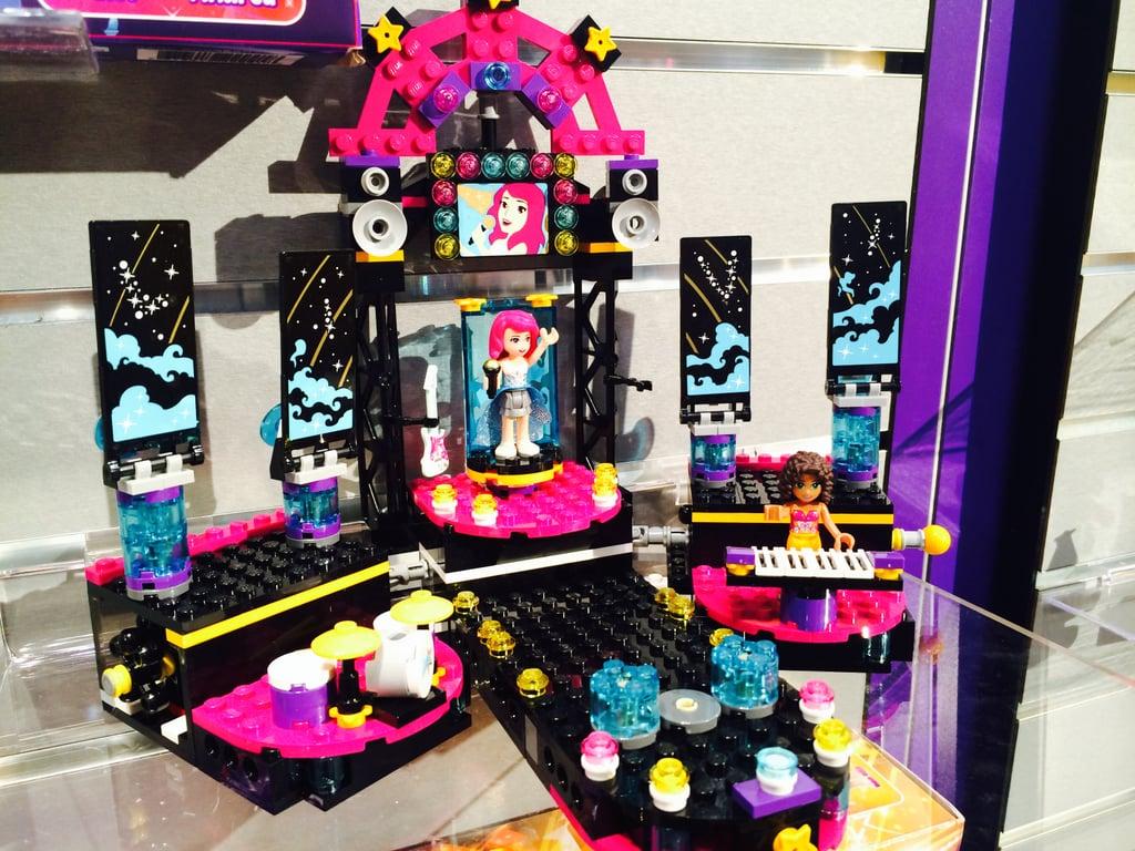 Lego Friends Pop Star Show Stage
