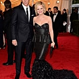 Will Arnett and Amy Poehler in 2012
