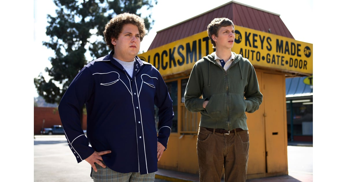 evan and seth from superbad halloween costume ideas for best friends popsugar entertainment photo 6 - Superbad Halloween Costumes