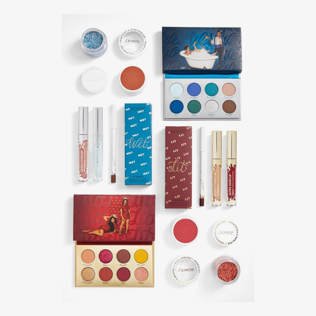 ColourPop x Bretman Rock Collection