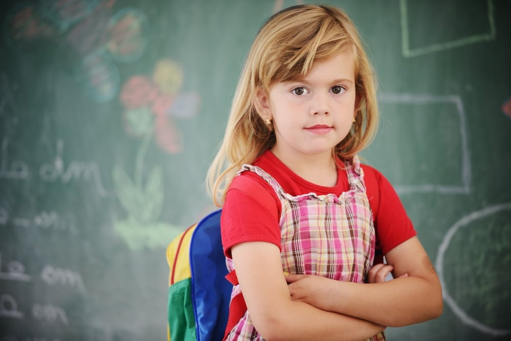 Things Parents of Kindergartners Need to Get Used To