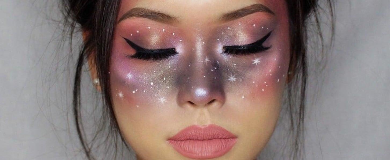 Celestial Makeup Ideas