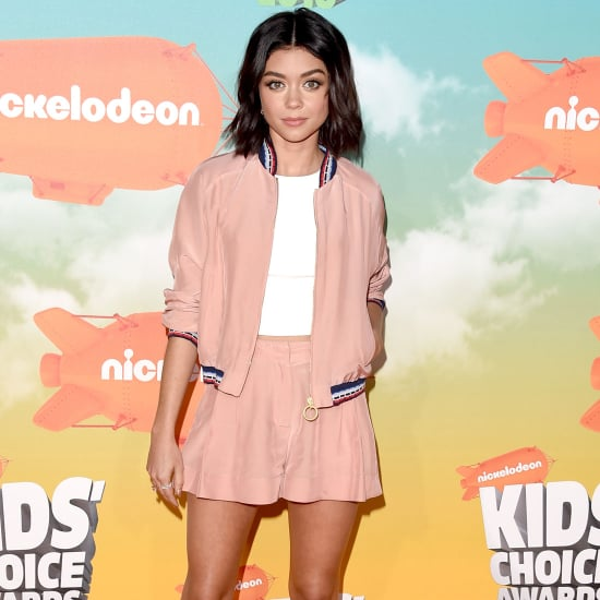 Sarah Hyland's Outfit at the Kids' Choice Awards 2016