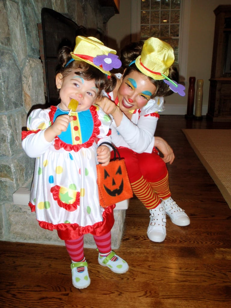 Thalia's Halloween Costumes For Families