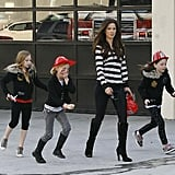 Kate's Just Like Every Other Mom (Except for the Shoes)