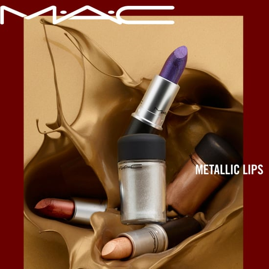 MAC Cosmetics Metallic Lips Spring 2017