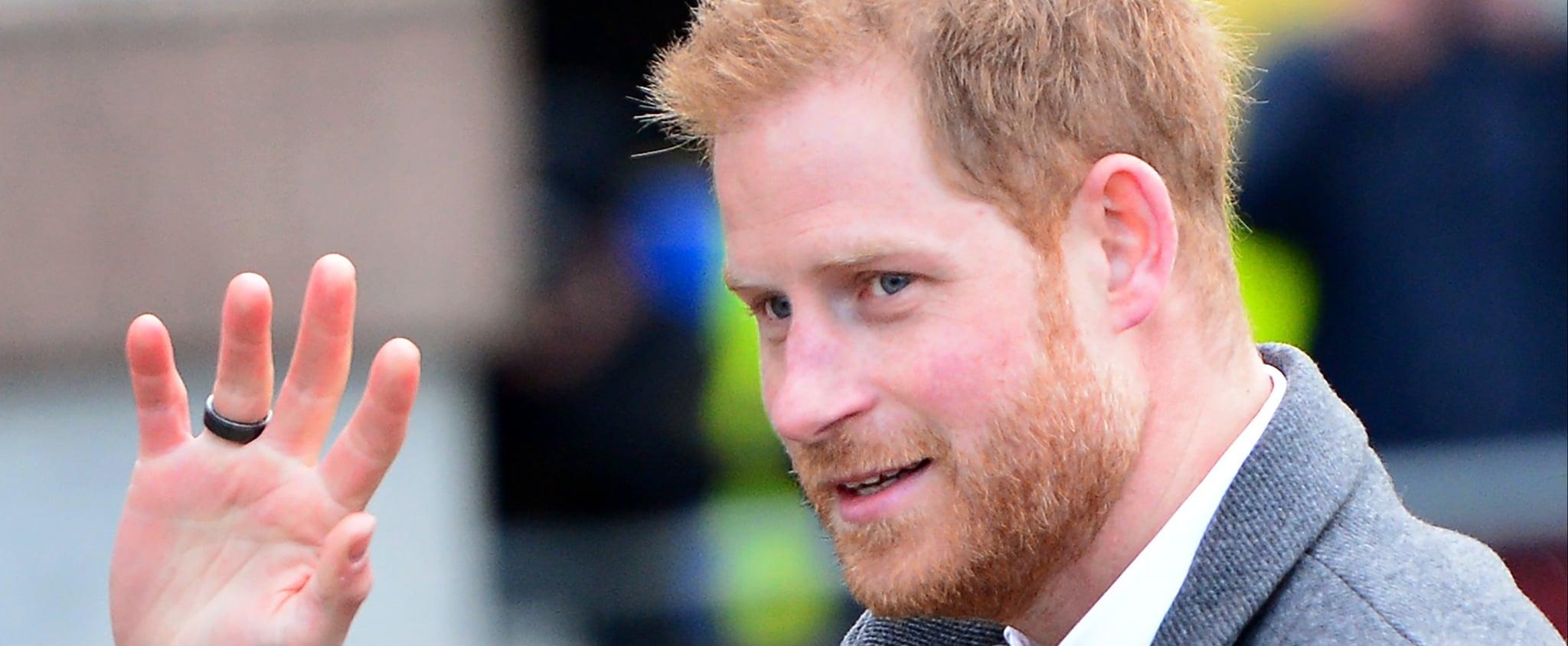صور الأمير هاري وهو جذاب في عام 2019