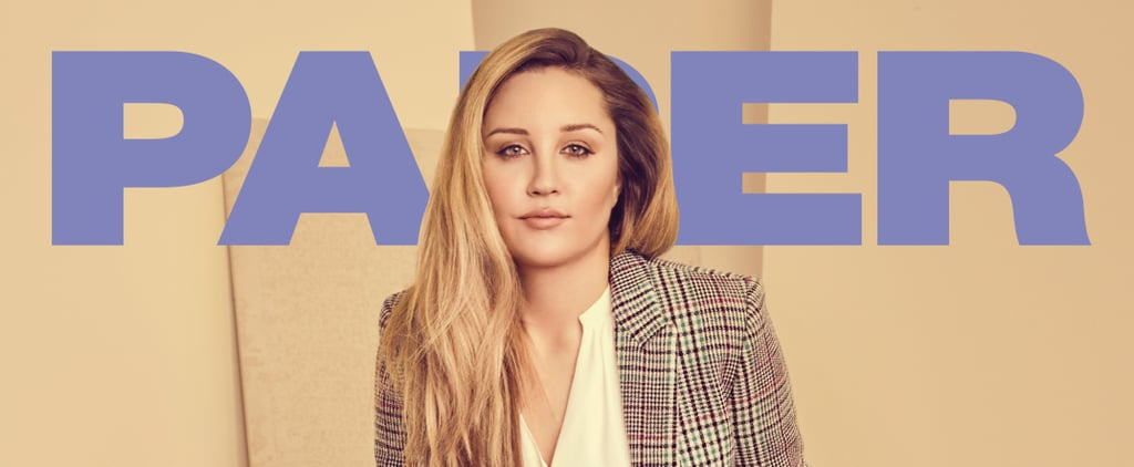 Amanda Bynes Paper Magazine Interview 2018