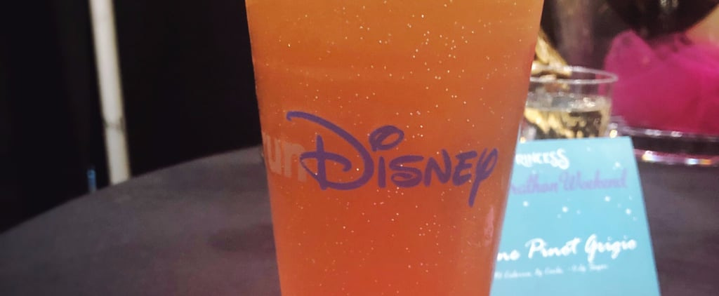 In Case You Needed More Reasons to Do a runDisney Race, Look at This Glitter Beer