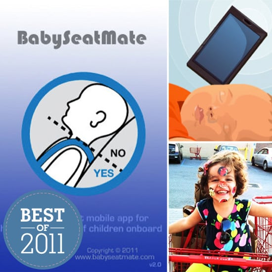 Best Mom Apps of 2011