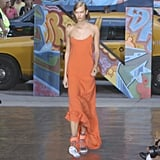 Watch: DKNY Spring 2014 Runway Show