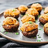 Crab Stuffed Mushrooms With Cream Cheese