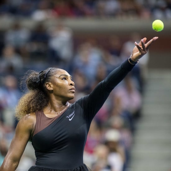 Serena Williams Time With Daughter After US Open Loss