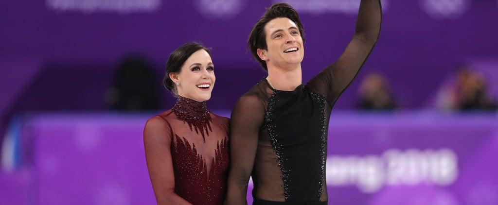 Team Canada Tessa Virtue and Scott Moir Win Olympics | 2018