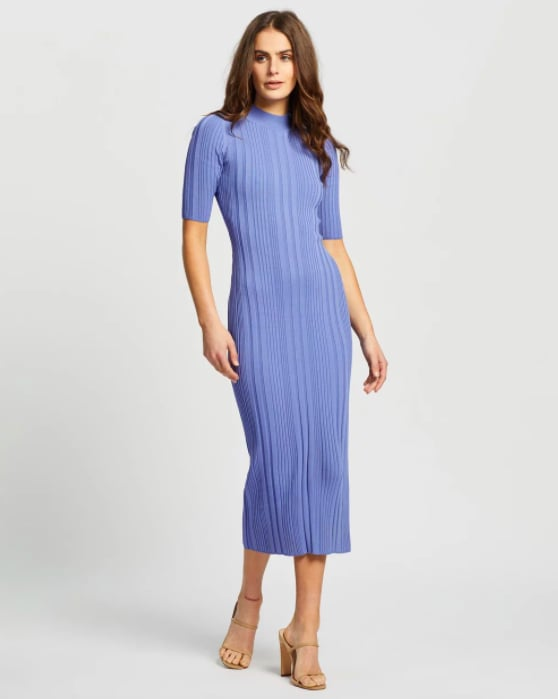 Bec & Bridge Esme Knit Midi Dress ($260)