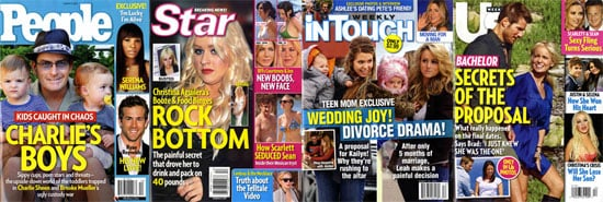 Which Magazine Will You Be Picking Up This Weekend? 2011-03-13 08:00:00