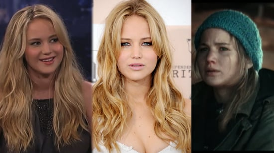 Video of Jennifer Lawrence as Katniss in The Hunger Games