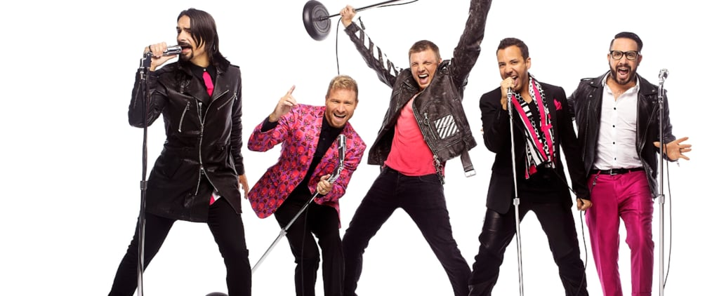 Gather Your Crew! Backstreet Boys Are Taking Their Greatest Hits to Vegas
