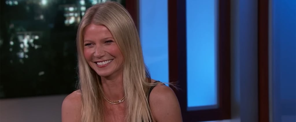 Watch Gwyneth Paltrow Share What Her Kids Think About Goop
