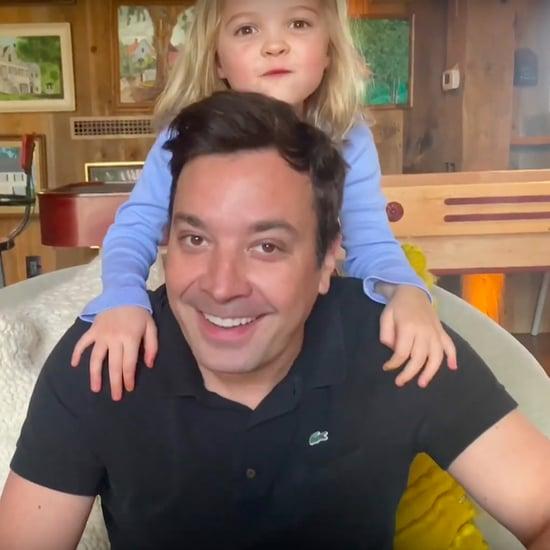 Jimmy Fallon, Lin-Manuel Miranda Do The Tonight Show at Home