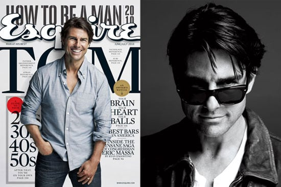 Pictures of Tom Cruise In Esquire June 2010 2010-05-25 08:45:00