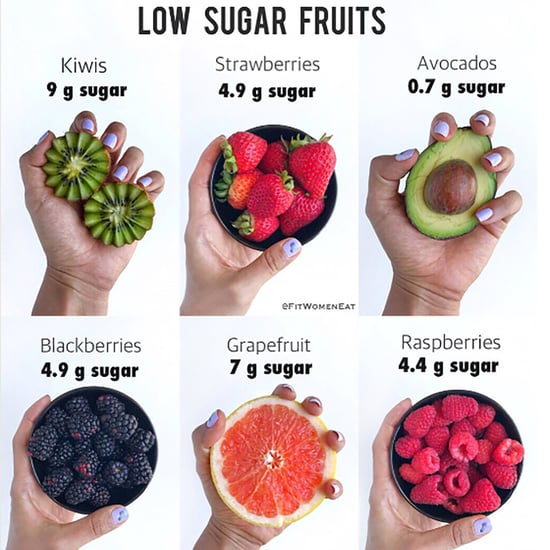 Low Sugar Fruits