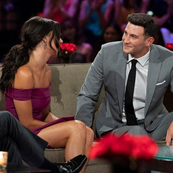 Blake's Reaction to Leaving The Bachelorette