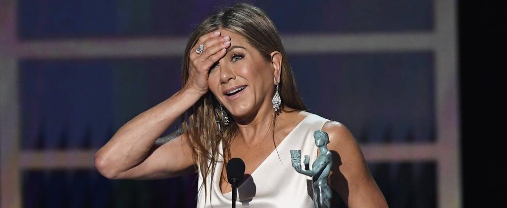 Jennifer Aniston's Speech at the SAG Awards 2020 Video