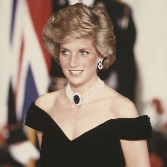 "Princess Diana's ""Travolta Dress"" Will Be Put on Display"