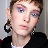 Spring 2020 Runway Beauty Trends: Watercolor Shadow