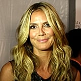 "Heidi Klum's Advice For Making a Gown Your Own: ""Just Chop It!"""