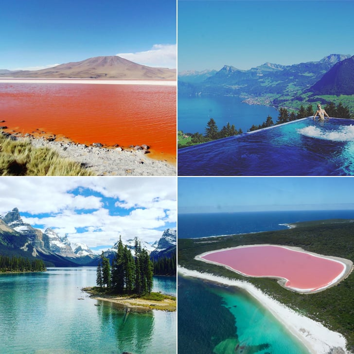 Coolest Lakes in the World