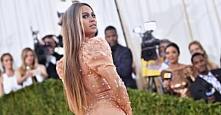 Beyoncé Always Makes One Hell of an Entrance at the Met Gala