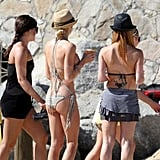 LeAnn Rimes Wears Bikini in Cabo With Eddie Cibrian to Celebrate Engagement