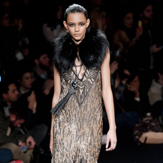 Roberto Cavalli Fall 2014 Runway Show | Milan Fashion Week