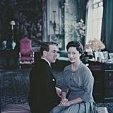 Princess Margaret and Antony Armstrong-Jones Official Engagement Portrait, February 1960