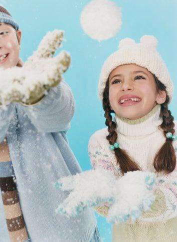 Six Favorite Snow Toys
