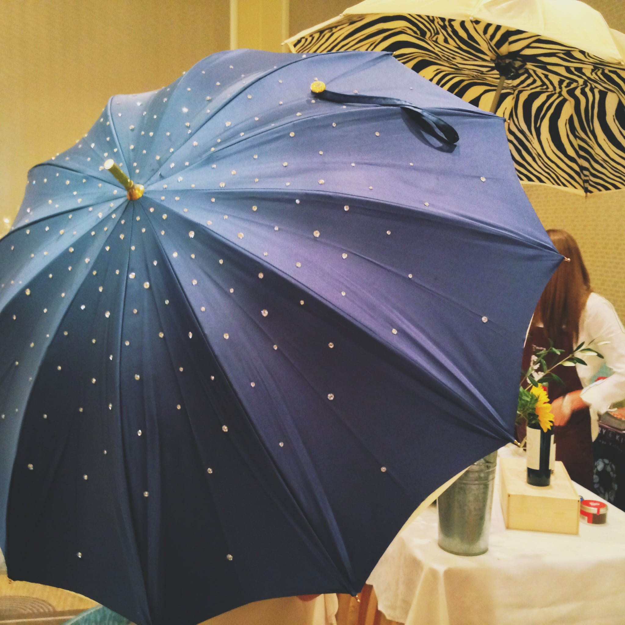 Bedazzled Parasols