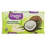 Great Value Organic Unsweetened Coconut Flakes