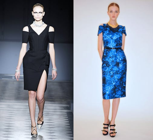 Double Take: Michael Kors Gets Inspired by Balenciaga