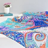 Wonderland Boutique Large Paisley Park Silk Scarf