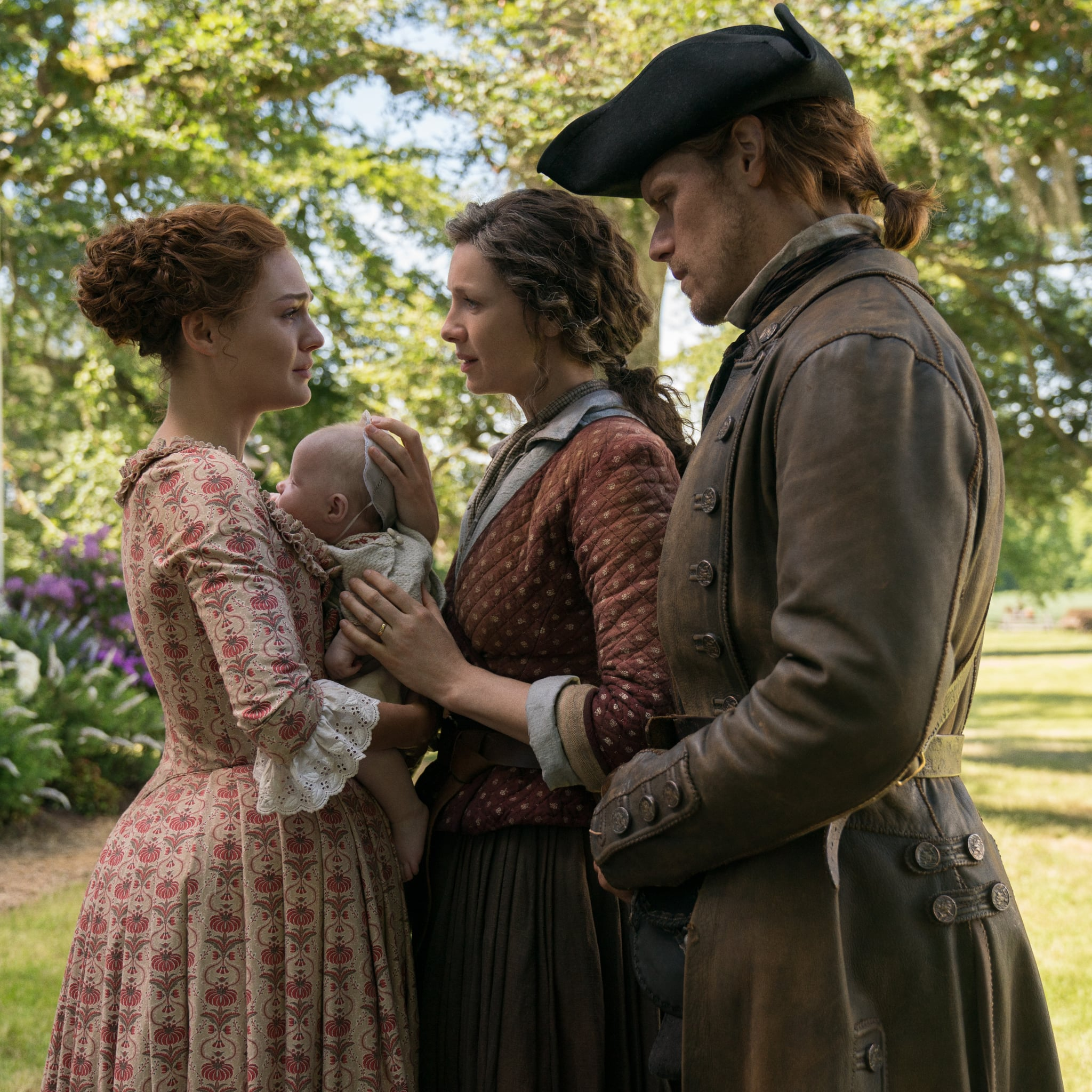 What Will Season 5 Of Outlander Be About Popsugar Entertainment