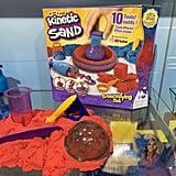 Kinetic Sand Beach Sandisfying Set
