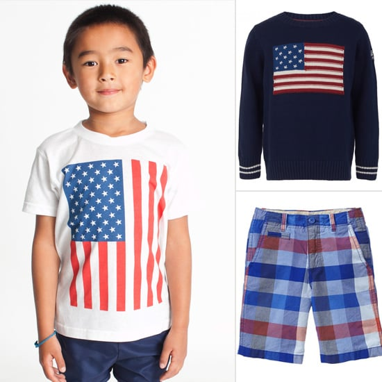 Let's Hear It For the Boys! Fourth of July Finds For Your Little Man