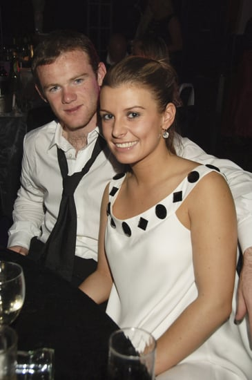 Wedding Celebration: A Slideshow Featuring Pictures Of Coleen McLoughlin And Wayne Rooney.