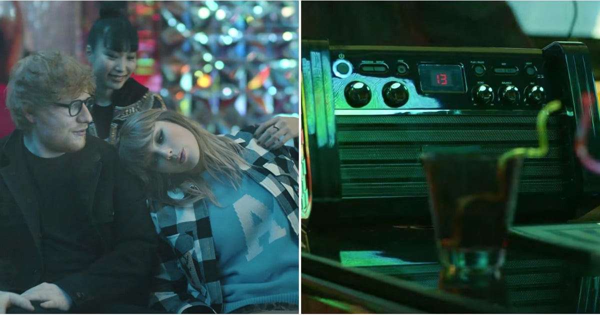"15 References You Might Have Missed in Taylor Swift's ""End Game"" Music Video"